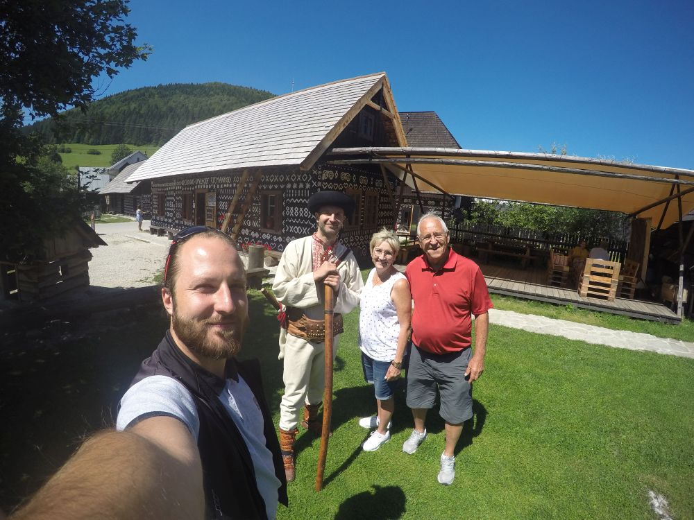 Private ancestry tour in Slovakia - Visit the country of