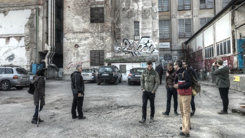 abandoned factories in slovakia tour