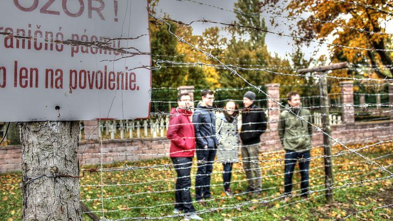 bratislava iron curtain tour