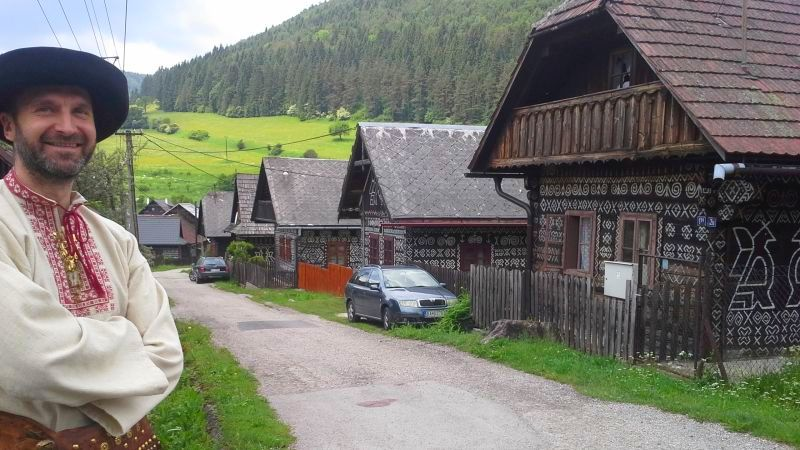 countryside tour slovakia