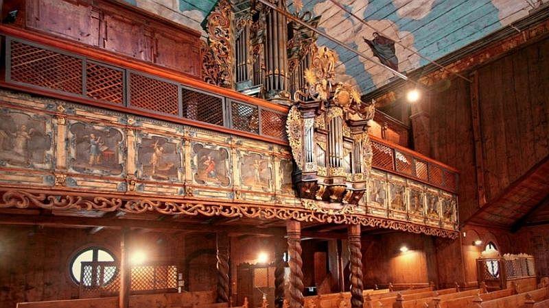 kezmarok wooden church unesco slovakia