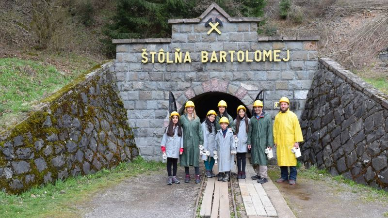 mining museum slovakia tour