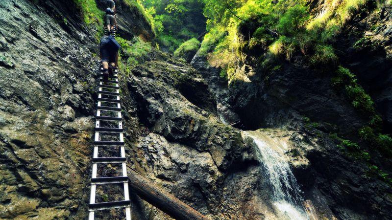 slovak paradise hiking tour