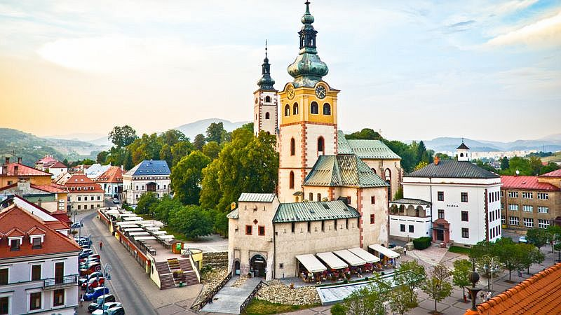 slovakia itineraries and tours