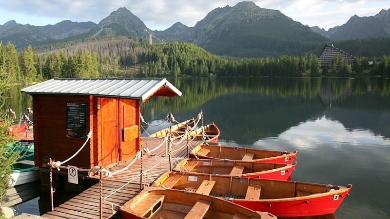 strbske pleso high tatras tour
