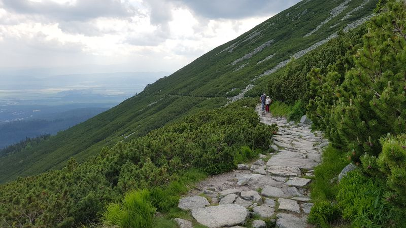 top hiking routes in slovakia