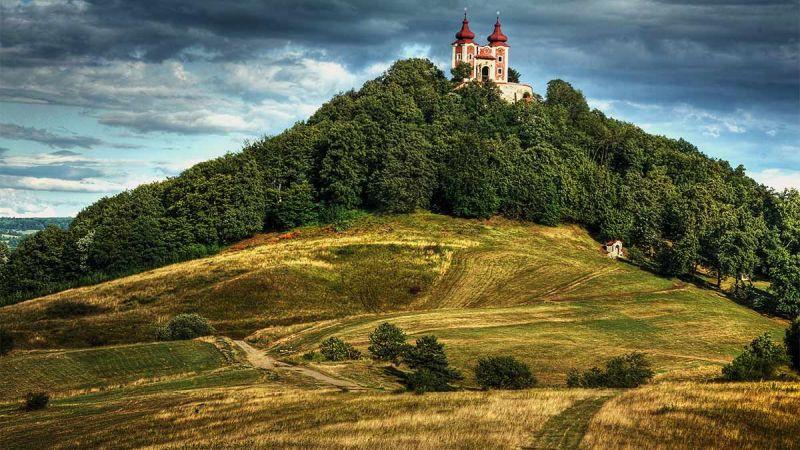trekking tour in slovakia