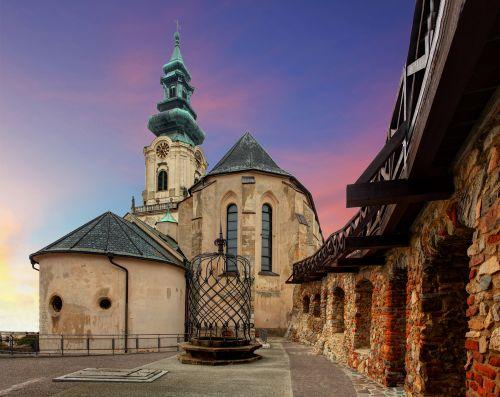 slovakia nitra guided tour