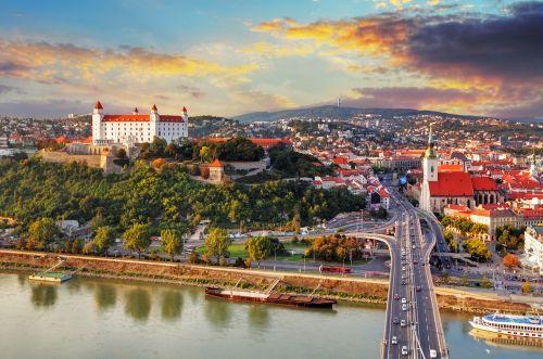 tours departing in bratislava
