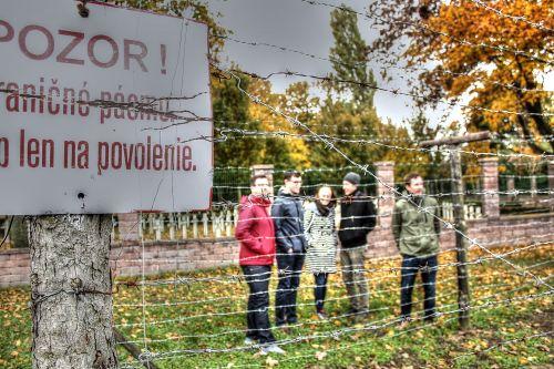 iron curtain bratislava tour