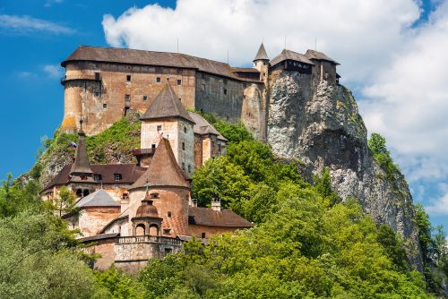 orava castle tour slovakia travel guide