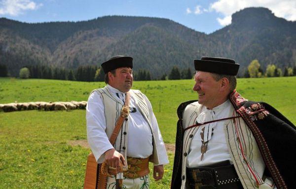 sheep farm slovakia tradition tour